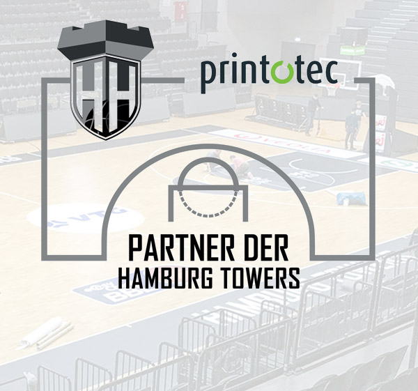 Offizieller Partner der Hamburger Towers