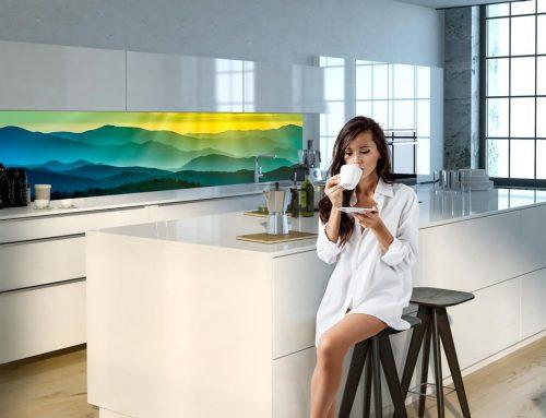 Küchenwände aus Glas – wall2art.de geht online