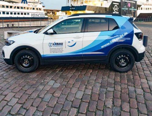 Fahrzeugbeschriftung VW T-Cross