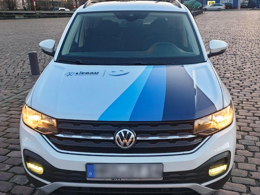 Fahrzeugbeschriftung VW T-Cross 3