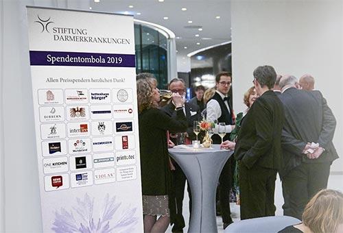 Rollup-Banner Stiftung Darmerkrankungen