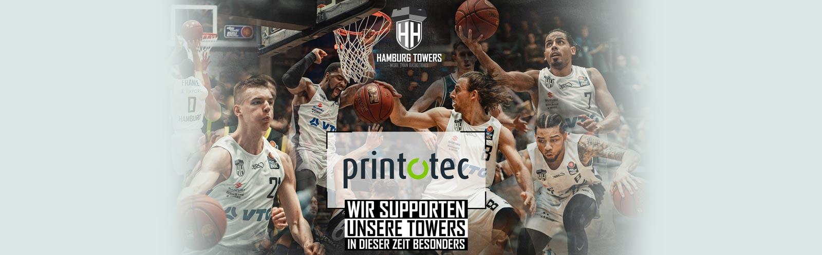 Hamburg Towers sagen Danke! 1