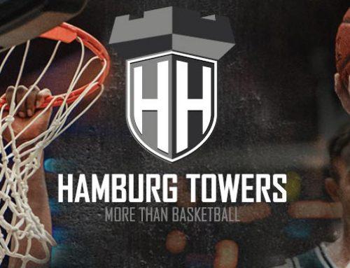 Hamburg Towers sagen Danke!