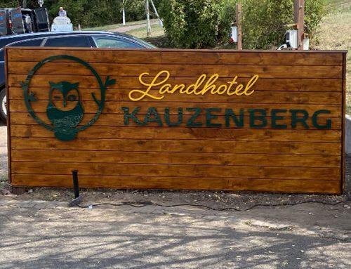 Logo-Relaunch des Landhotels Kauzenberg